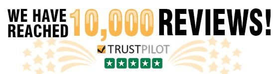 10,000 Trustpilot Reviews For First4Magnets